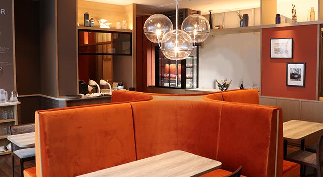 銀座三越4Fに新しいフレンチスタイルのカフェ「ボンボヌール」が12/19(水)オープン!