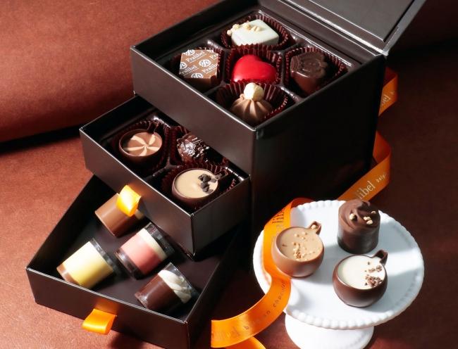 ベルギーやフランスを中心に店舗展開し注目を集めるベルギーのショコラブランド「プラリベル」がこの時期だけ日本に上陸。