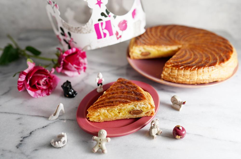 【セバスチャン・ブイエ】新年を祝うフランスのお菓子