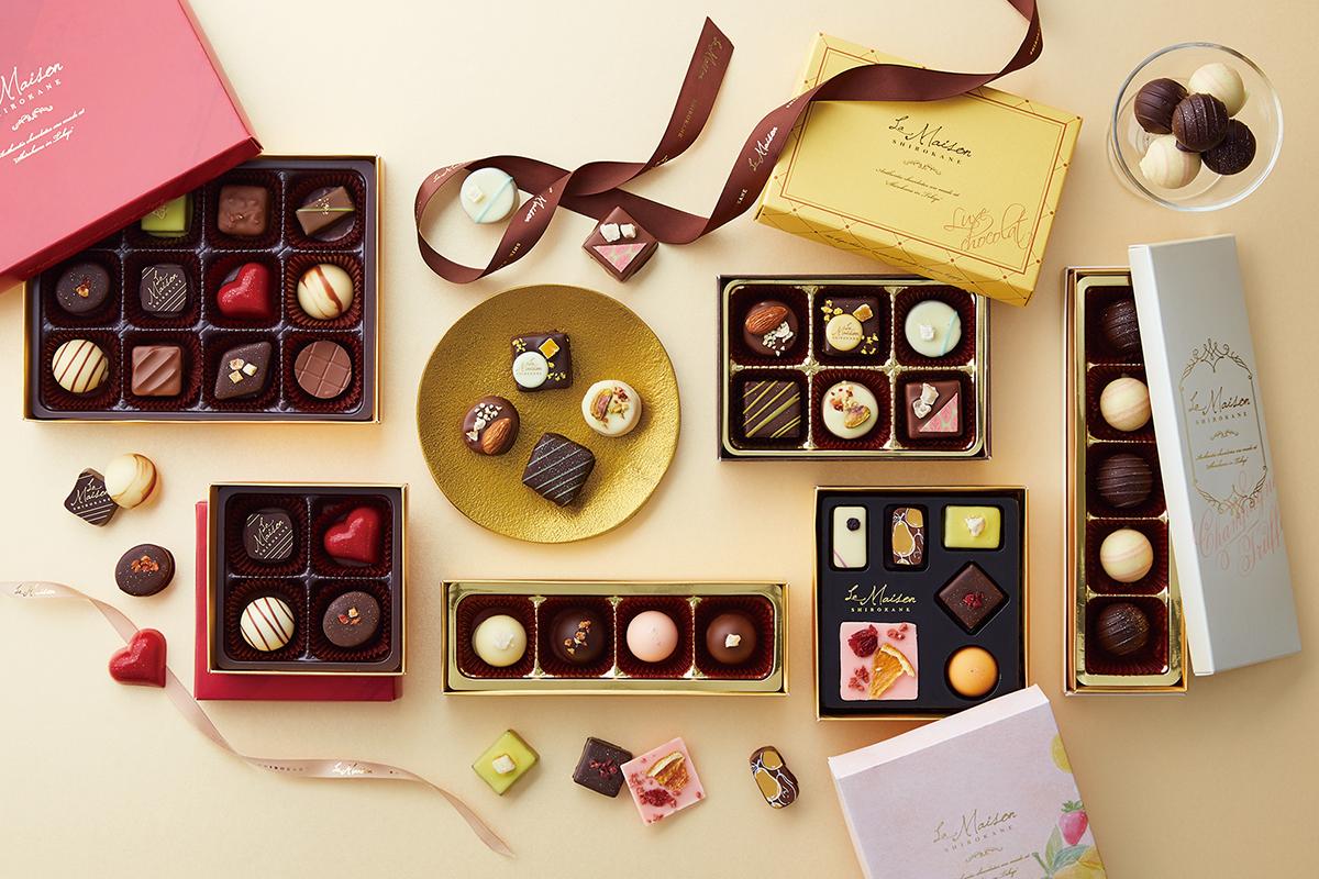 東京・白金発の洋菓子ブランド【ラ・メゾン白金】から、華やかなショコラコレクションが登場!