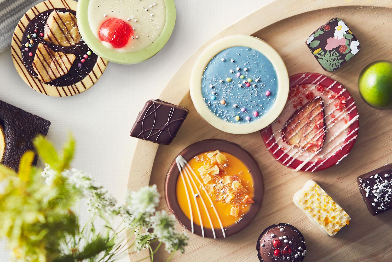 日本発のショコラ専門店「ベルアメール」から人気のサマーパレショコラや新作水菓子が登場!