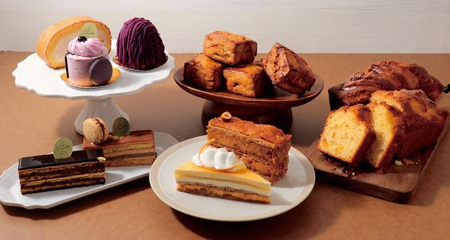 【ラ・メゾン白金 グラン】秋の味覚を閉じ込めたケーキやブレッドが新登場!