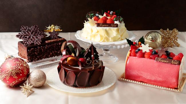 【ベルアメール】ショコラ専門店が作り上げるリュクスなクリスマスケーキ!ベルアメール店頭と専用WEBサイトで予約受付スタート