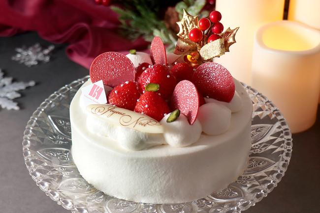 【セバスチャン・ブイエ】10/1より予約受付スタート!クリスマスを華やかに彩る5種のクリスマスケーキ
